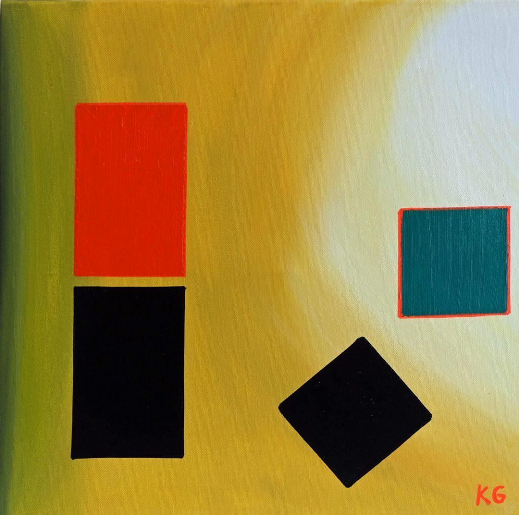 Contemporary art germany Karlo Grados Stuttgart BLM4